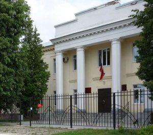 Камешковский районный суд Владимирской области 1